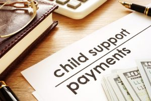 How long do you have to pay child support payments?